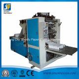 Venta caliente servilletas Caja de la máquina de plegado de papel tejido facial que hace la máquina Proveedores
