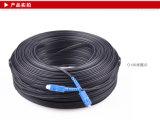 Cuerda de corrección de la fibra del cable de gota de FTTH