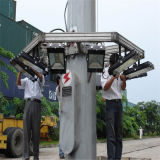 Jiangsu Baode 18m de alto mástil poste de iluminación