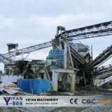 L'écrasement de basalte à bas prix de ligne de production