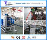 Linea di produzione del tubo dell'HDPE di buona qualità/tubo del PE che fa macchina