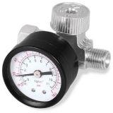 Manomètre de pression du compresseur pneumatique Menometer