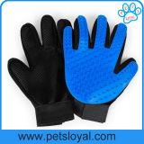 Ware Aanraking Vijf van de Verkoop van de fabriek Hete het Verzorgen van het Huisdier van de Vinger Handschoen
