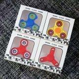 Mini bon marché soulage le compas gyroscopique de bout du doigt de fileur de personne remuante de main de jouet de tension