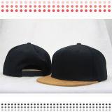 鉄のロゴのヤーンによって染められる急な回復の帽子の帽子