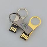 반지 OEM 로고 USB 지팡이 플래시 카드 USB 기억 장치 지팡이 USB 플래시 디스크 USB 엄지 드라이브 펜 드라이브 USB 저속한 Pendrives의 USB 섬광 드라이브 금속 주