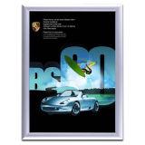 картинная рамка стеллажа для выставки товаров ширины 25mm и 32mm алюминиевая