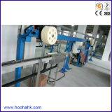 Máquina de fibra óptica por cable secundaria de recubrimiento por extrusión