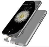 iPhone 6のための極度の細い無線外部携帯電話力バンクの背部ケース