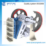 Roccia Stone Jaw Crusher per All Kind Stones Crushing