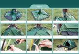 Heißes verkaufenfaltendes automatisches kampierendes Zelt für Familie
