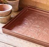 Cassetto di giardinaggio del metallo di memoria del fango di controllo antico dell'acqua