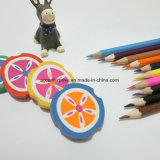Cute Eraser Cartoon, Fruit Eraser