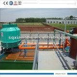 Máquina de refinación de petróleo de plástico 10tpd