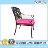 Sillas al aire libre de los muebles del jardín del marco del metal de China