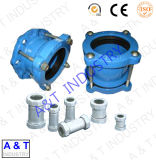 Cnc-Soem-ODM-Qualitäts-Messing/Edelstahl/Aluminium schmiedeten Kupplung-Teile