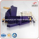 Da sucata de aço hidráulica automática do compressor do metal de Ydt-400A máquina de empacotamento