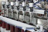 Mzh-F Completamente Automático PLC de Lavado en Marcha la Máquina de Relleno de Líquido