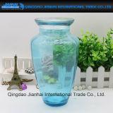 Распыляя цветастые универсальные стеклянная бутылка и ваза