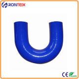 Tubo flessibile del liquido refrigerante del radiatore del silicone di rendimento elevato di figura di U