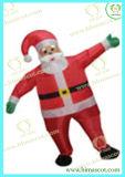 HI FR 14960 gonflable Costume Santa de Noël Bonhomme de neige