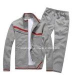 Dernière conception Survêtements de sport 100% Polyester Mens survêtement de sport