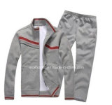 Spätester Entwurf Sports Trainingsanzug-Polyestermens-Sport-Trainingsnazug 100%