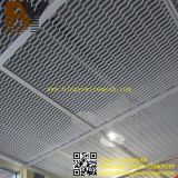 Folha expandida de folha de metal expandida para suspender o teto