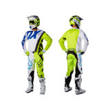 Motocicleta del engranaje del MX que compite con la ropa de encargo del motocrós de la sublimación del juego (AGS01)