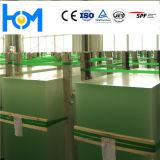 glas van het Ijzer van 3.2mm het Lage Zonne Aangemaakte Photovoltaic Gevormde