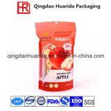 Ziplock Resealable раговорного жанра пластичный мешок упаковки еды