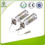Indicatore luminoso di lampadina bianco 80W del CREE intelligente eccellente LED