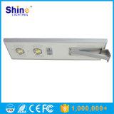 Période de garantie de 2 ans Lampe de rue LED COB 70W