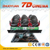 Zhuoyuan Wholesale Commercial 7D Cinema Equipment für Sale