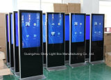 46'' Floor Standing Indoor 3G/4G WiFi LCD Screen Display