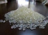 Fuente de alimentación caliente del material plástico de la ingeniería de venta con color amarillo leve
