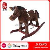 Paseo del caballo del resorte en el juguete del caballo para la prueba del paso En71 de los niños