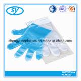 Nahrungsmittelgrad Plastik-PET Handschuhe