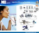 Пластмассовый расширительного бачка на заводе розлива воды (2015) с возможностью горячей замены