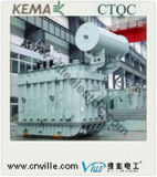 transformador del horno de arco de 0.65mva 10kv