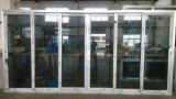 Раздвижная дверь термально пролома большого диапазона алюминиевая от фабрики сразу