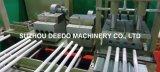 Tubo automática de engaste de la máquina para la línea de extrusión de polímeros