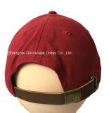 Gorra de béisbol del algodón de la manera con el bordado plano de Fcuk (LY090)