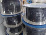Imballaggio grafitato e molle di nessuna contaminazione di PTFE con il sigillamento