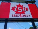 P10 Outdoor pleine couleur écran du signe d'affichage du module Le Canada