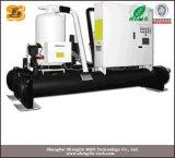 Screw Refrigerador Semi-Hermético Resfriado a Água com Controlador PLC