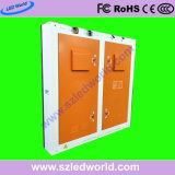 P8 / P10 Affichage LED du panneau extérieur fixe pour la publicité avec 960x960mm Armoires de fer