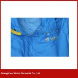 Vente en gros Veste de vélo personnalisée pour vêtements pour hommes Vêtements coupe-vent (J169)