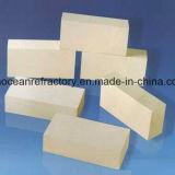 Nieuw Type van Lichtgewicht Isolerende Materiële Hoge Alumina Isolerende Bakstenen