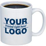 Tasse de café promotionnelle avec logo personnalisé